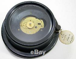 Vintage Chelsea Clock Co Boston Us Navy Boat Ships Clock Parts Repair