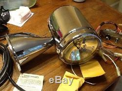 VINTAGE JABSCO RAY-LINE BOAT SEARCH LIGHT #61026