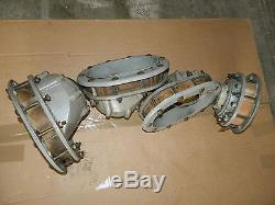 Vintage Lot Of Morse Docking Lights Type B And Others Industrial Retro