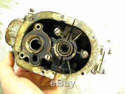 VINTAGE MARTIN 20 BOAT MOTOR CRANKSHAFT CRANK CASE Ser # A17382 crankcase parts
