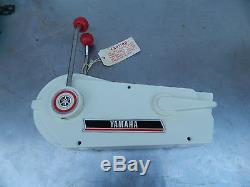 Vintage Nos Yamaha Dual Lever Boat Control Very Rare