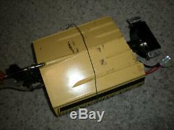 VINTAGE Part KYOSHO Jet Stream 800 Electric Radio Controlled Boat FOR PARTS READ