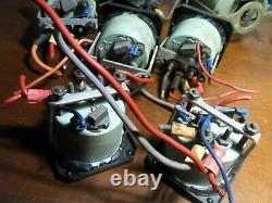 VTG LOT Marine Gauges Boat Instruments SOLD AS IS PARTS