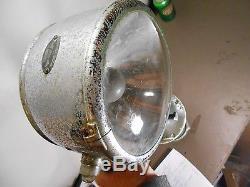 Vintage 1920- 1935 MARINE HALF MILE RAY SPOTLIGHT # 833 CRISCRAFT WOOD BOAT