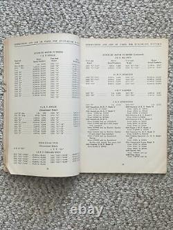Vintage 1931 Evinrude Master Parts List Outboard Boat Motor Catalog Advertising
