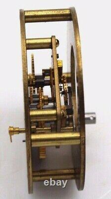Vintage 1937 Chelsea Clock Co Boston Us Navy Boat Ships Clock Movement Parts