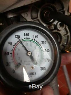 Vintage 1951 Mercury Kiekhaefer KF5 Super 5hp Outboard Motor