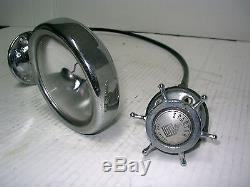 Vintage 1958 1959 1960 1961 1962 SPARTON BOAT ADJUSTABLE SPOT LIGHT L@@K