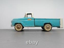 Vintage 1960s Tonka Boat Service Pickup For Parts Or Restoration
