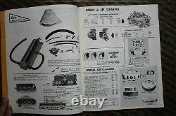 Vintage 1964 Speed Shop CATALOG Drag RACING nhra HOT ROD scta custom Moon Bell