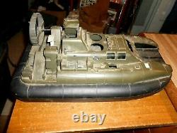 Vintage 1984 GI JOE W. H. A. L. E. Hover Craft Boat Vehicle Parts