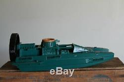 Vintage 1984 Gi Joe Cobra Water Moccasin Copperhead Swamp Air Boat Hasbro Parts