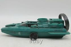Vintage 1984 Hasbro GI Joe Cobra Water Moccasin Boat For parts/Restoration