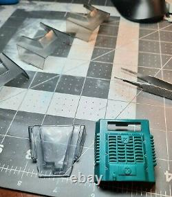 Vintage 1984 Modern GI Joe VEHICLE PARTS COBRA WATER MOCASSIN Parts Lot