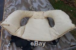 Vintage APBA Lifeline Hydroplane Drag Boat Racing Parachute Life Jacket