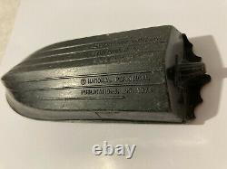 Vintage AZRAK HAMWAY BATMAN BAT BOAT Plastic Toy 1974 Missing Parts