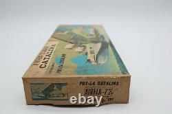 Vintage Airfix Catalina PBY-5A Flying Boat 1/72 Scale Model Sealed Parts
