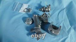 Vintage Allyn Sea Fury Outboard Motor. 049 Boat Engine for parts