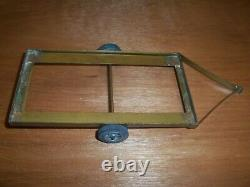 Vintage Amt Rayson Craft Ski-drag Boat For Parts Restore Or Customize + Trailer