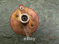 Vintage Antique Mercury Outboard Racing Kg9h, Kg9 Tachometer
