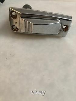 Vintage Atwood Front Bow Navigation Light Stern Parts Chrome Boat