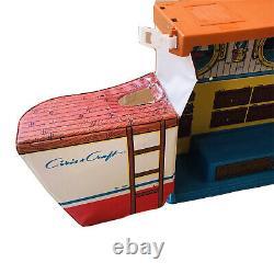 Vintage Barbie's Dream Boat Playset Chris Craft 1974 Mattel Carrying Case Parts