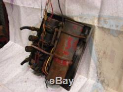 Vintage Bennett Trim Tab Pump