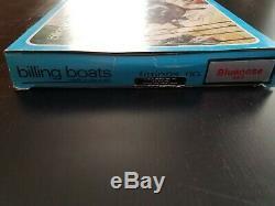 Vintage Billing Boats Fittings Model Kit Bluenose 453 Denmark Parts Sealed