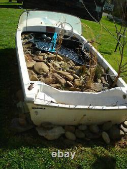 Vintage Boat Parts Chrysler 14ft