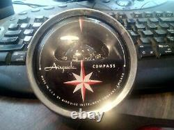 Vintage Boat Parts Nos Air Guide Compass