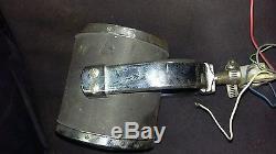 Vintage Boat Sparton Spot Light car spotlight rat rod chopper bobber