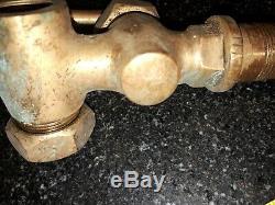 Vintage Brass Valve Steam Engine Boat Engine Parts