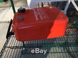 Vintage CHRYSLER TOTE TANK Marine Outboard Boat Motor Gas Can/Fuel Tank NOS