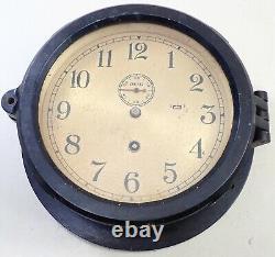 Vintage Chelsea Boat Ships Clock Parts Repair