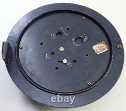 Vintage Chelsea Clock Co Boston Us Navy Boat Ships Clock Bakelite Case Parts