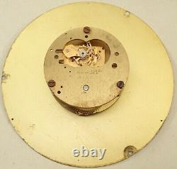 Vintage Chelsea Clock Co Boston Us Navy Boat Ships Clock Movement Parts