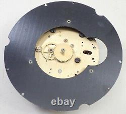 Vintage Chelsea Clock Co Boston Us Navy Boat Ships Clock Movement Parts