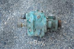 Vintage Chris Craft Sherwood Raw Water Pump for 327 with 3/4 NPT ports