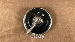 Vintage Clum Switch Chris Craft Century Lyman Bertram Wood Boat Parts Rare