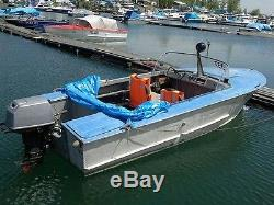 Vintage Column Control Boat Progress / Yoke / Wheel/ Steering Wheel