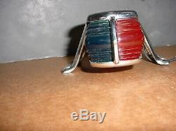Vintage Deco Space Age Boat Light Nautalloy CR627