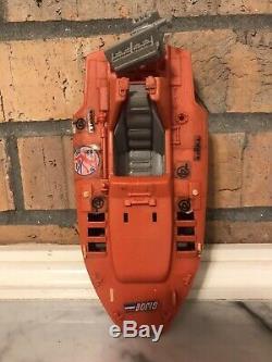 Vintage Devilfish Boat Hasbro G. I. GI Joe ARAH Incomplete 1986 Parts