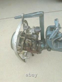 Vintage Evinrude Lightwin 3 HP Boat Motor Engine Parts Or Repair