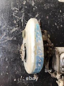 Vintage Evinrude Outboard Boat Motor Parts Repair