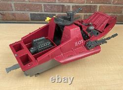 Vintage GI Joe ARAH Cobra Moray Hydrofoil Boat 1985 Incomplete Parts