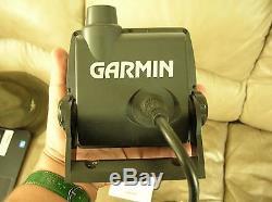 Vintage Garmin 12 Channel GPS 126 Marine Unit With Book