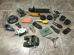 Vintage Gi Joe Toy Lot Guns Boat Seats 1980's Vehicles Hasbro Parts #4