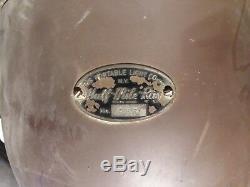 Vintage Half Mile Ray Marine Light 433 The Portable Light Company Unrestored