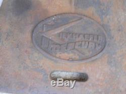 Vintage Iekhaeper mercury cast iron out boRD MOTOR STAND