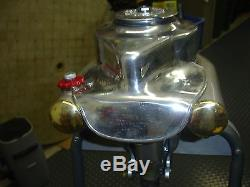 Vintage Johnson MS38 Outboard Motor